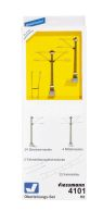 VIESSMANN 4101 H0 Oberleitungs-Set ICE