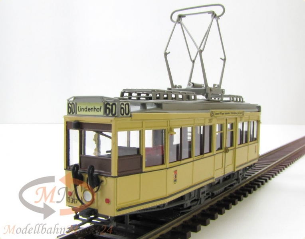 Fr wis 10413 m bvg stra enbahn triebwagen tm 33 3317 Dekorationsartikel berlin