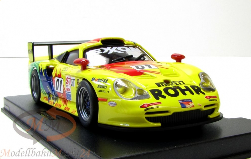 fly gb 74 porsche gt1 evo gts 1 champion 1997 slotcar. Black Bedroom Furniture Sets. Home Design Ideas