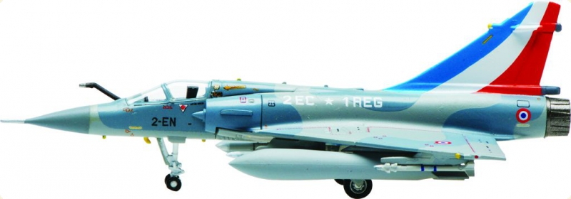 HOGAN Wings 7242 FRENCH AIR FORCE Mirage 2000c scale 1 200 M-Series-NUOVO