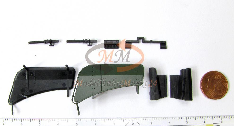 BR02 1:87 Spur H0 Ersatz-TS-Kessel z.B NEU für ROCO Dampflok BR18