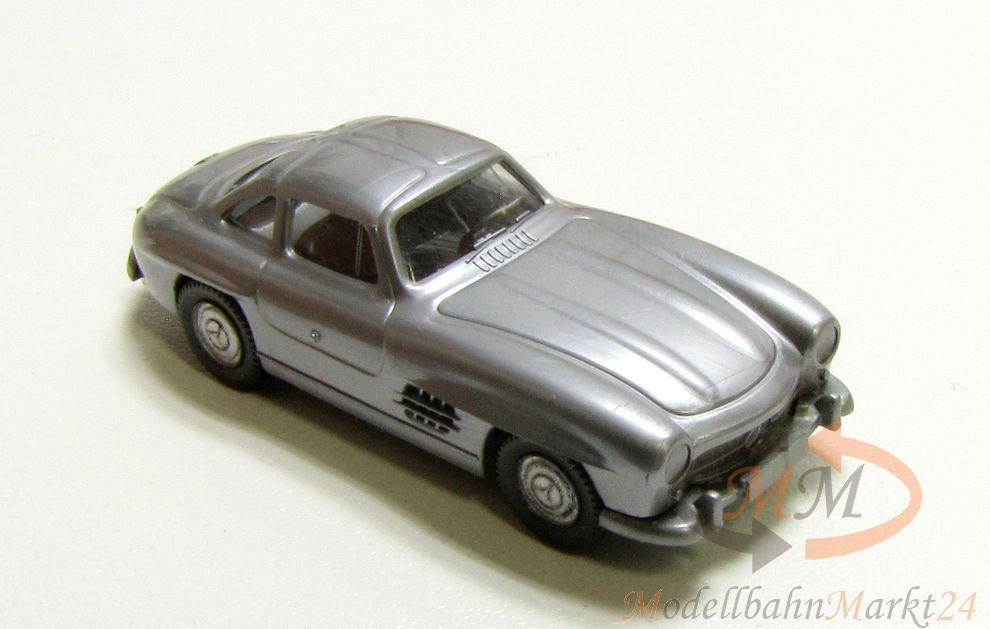 1//87 Wiking MB 300 SL Roadster altweiß SONDERPREIS 834 01