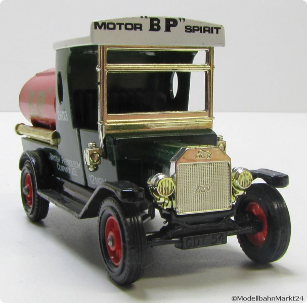 matchbox yesteryear 1912 ford model t bp by lesney. Black Bedroom Furniture Sets. Home Design Ideas
