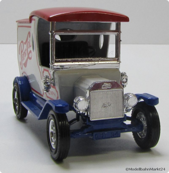 matchbox yesteryear ford model t pepsi cola. Black Bedroom Furniture Sets. Home Design Ideas