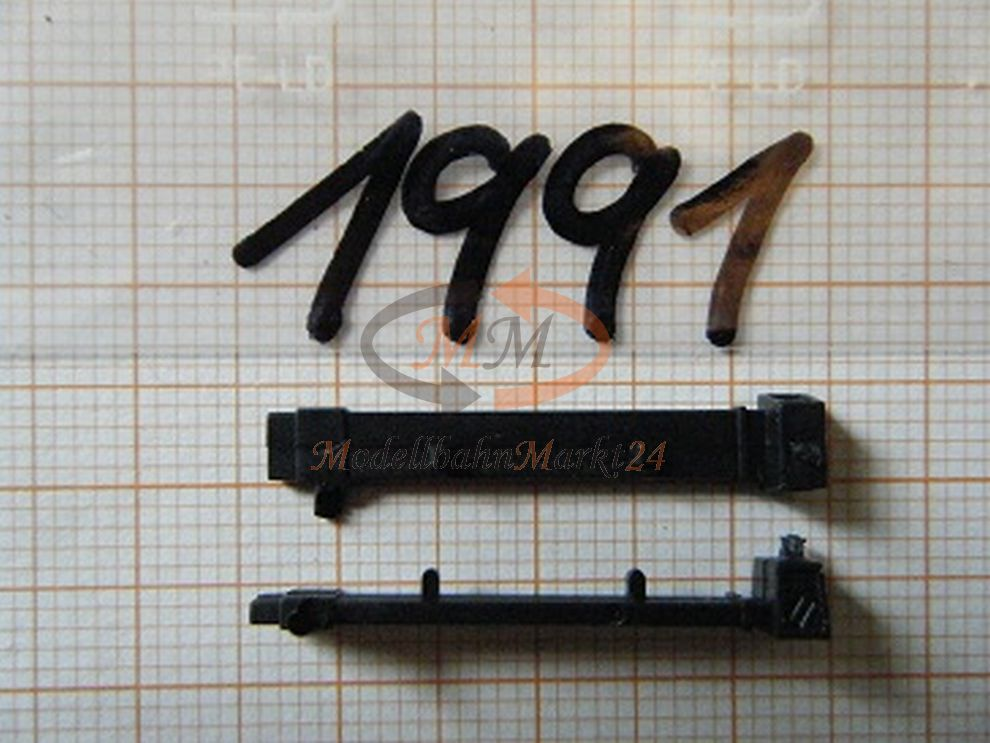 10x pieza de repuesto albedo enormemente accesorios luftansauger negro h0 1:87-1991