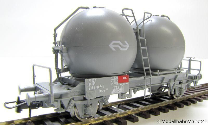 ROCO 46867.A NS Kugelsilowagen 21 84 910 5 042-1 KK Ep IV Spur H0 1:87 NEU