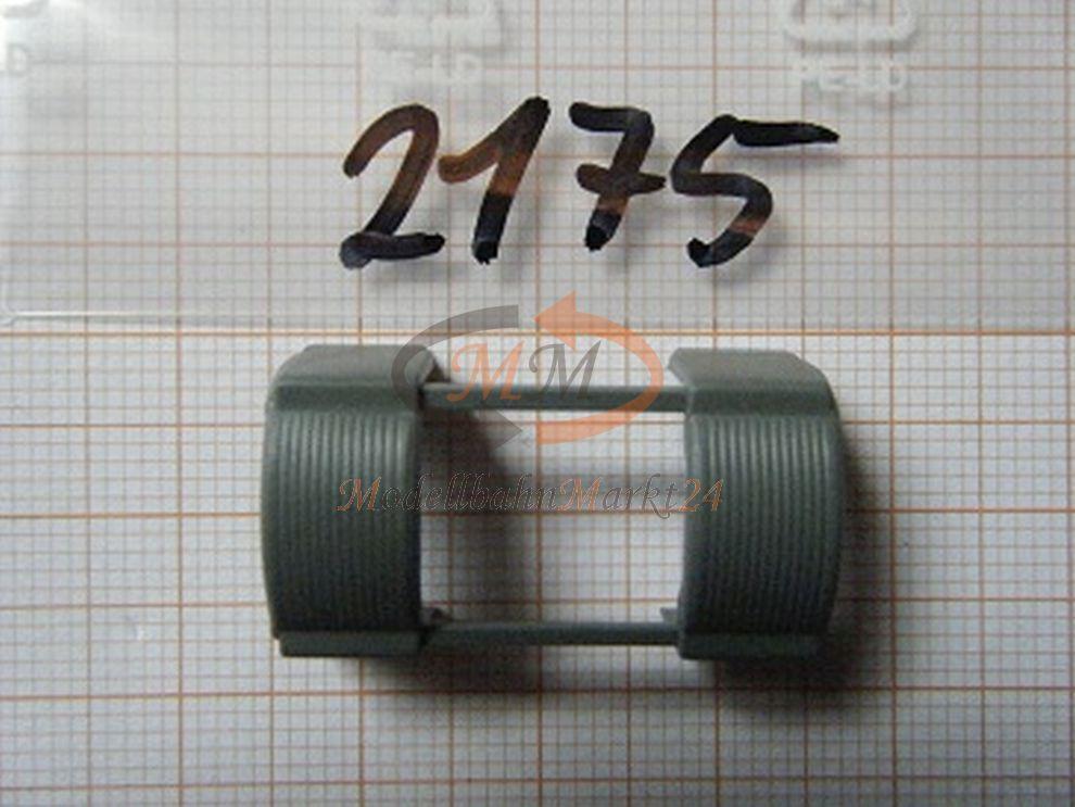 2x ALBEDO Ersatzteil Ladegut Schmutzfänger Kotflügel Schutzblech H0 1:87 - 2175