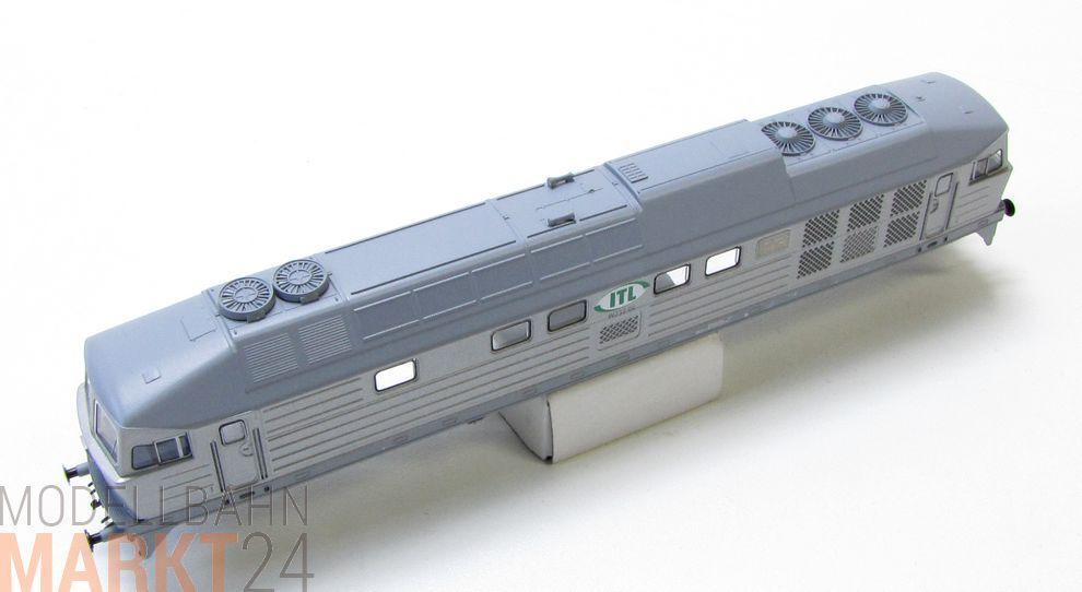 NEU für ROCO DR Diesellok BR 132 Ep IV Spur TT Ersatz-Gehäuse 132 099-3 z.B