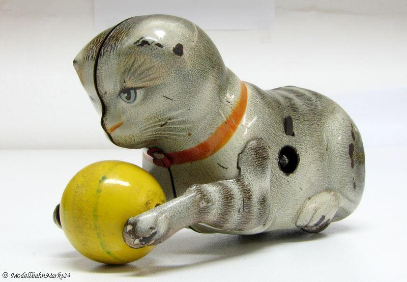 Reprobox für die Köhler Katze mit Ball