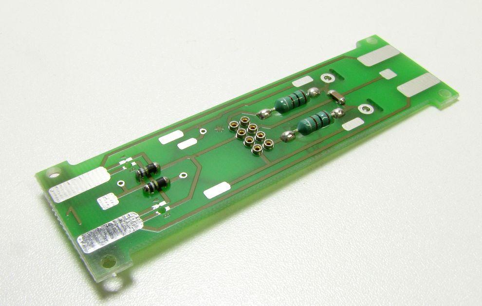 RICAMBIO-Scheda Codice A, ad esempio per Roco DBAG elektrotriebzug ICE traccia 2 h0 1:87 NUOVO