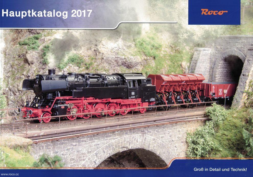 ROCO//FLEISCHMANN Broschüre Prospekt Katalog Herbstneuheiten//News 2017//18 H0//N