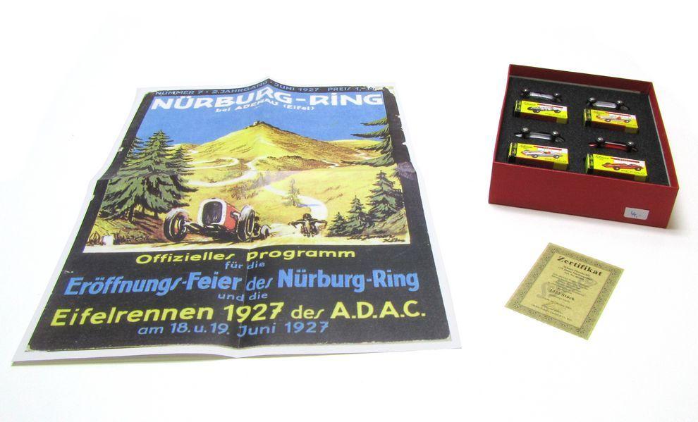 Schuco 05204 Circus Krone Piccolo Set mit Poster limitierte Auflage 1:90 103895
