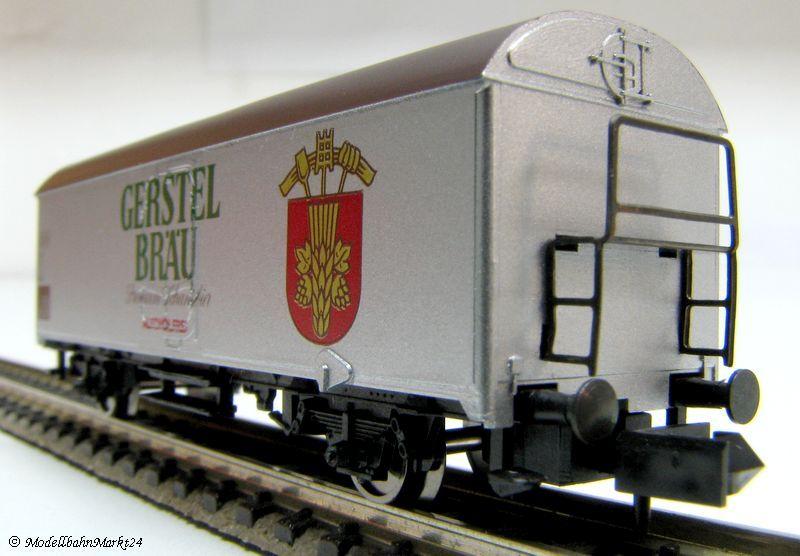 Model Railroads & Trains Arnold Db Bierwagen Gerstelbräu Epoche Iv