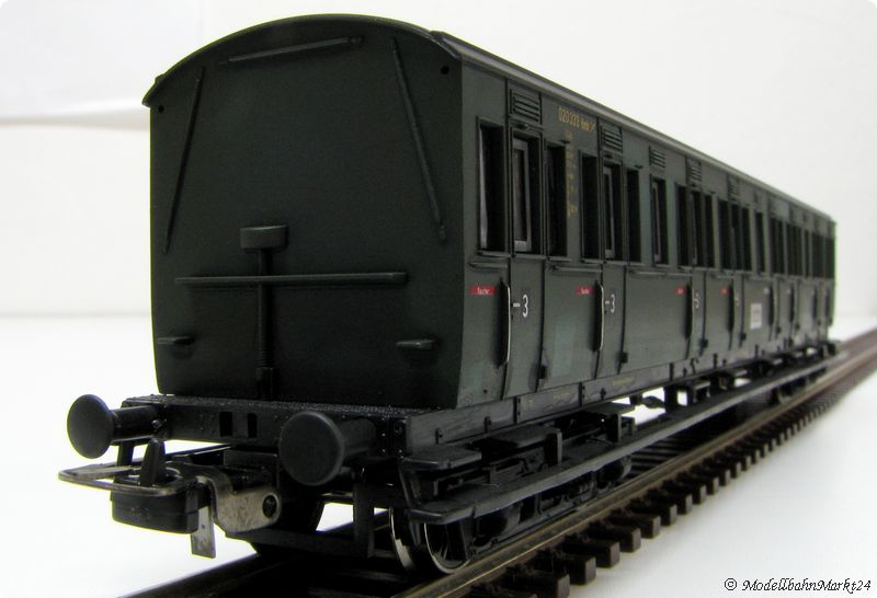 Piko 72045 db abteilwagen 020 333 k nstlich gealtert for Dekorationsartikel hamburg