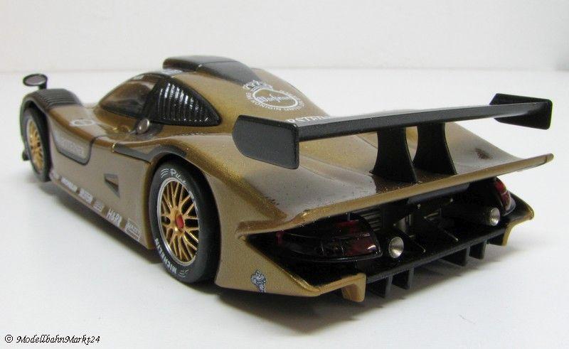 fly car model porsche 911 gt1 98 racing evo rs2 gold modellbahnmarkt24. Black Bedroom Furniture Sets. Home Design Ideas