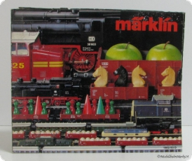 MÄRKLIN Katalog Metall Mini-Club Sprint 82/83 Spur H0 I