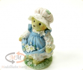 CHERISHED TEDDIES Gail -Catching The First Blooms Of Friendship- Figur H. 9,6 cm