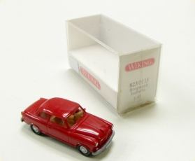 WIKING 823 01 13 Borgward Isabella 2-t�rer in rot Modell Ma�stab 1:87
