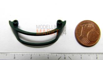 Ersatz-Schienenräumer offen XMPR-grün z.B NEU für ROCO FS Elektrolok 412 H0
