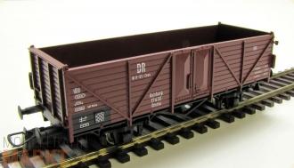 NEU ROCO DR Offener Güterwagen 21 50 510 4 720-1 Epoche IV Spur H0 1:87