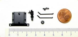 NEU für ROCO Dampflok BR 01.1 Spur H0 1:87 Ersatz-Teilesatz Kessel rot z.B