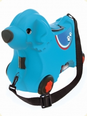 BIG 800055352 BIG-Bobby-Trolley Blau